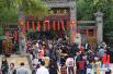 清明小长假重庆接待1207万游客 旅游收入74.62亿