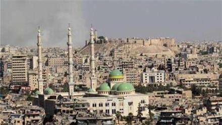 硝烟中的叙利亚 谴责对叙动武决议草案未获通过