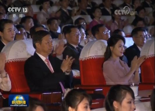 彩票2元网:金正恩会见中联部部长宋涛 肯定中朝关系发展