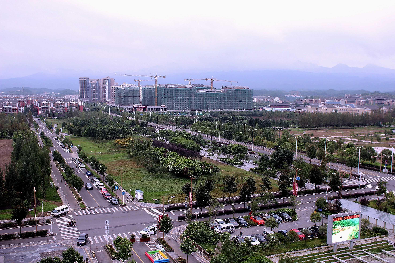mg电子游戏网站网址:汶川特大地震后崛起的北川新城