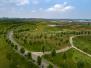 伊河湿地公园建设得怎么样?绿化已初具规模