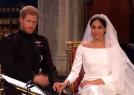 哈里王子甜蜜婚礼现场