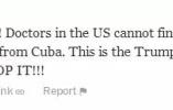 """去年对古巴用的""""这一招"""" 美国又要在中国用?"""