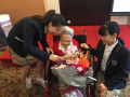 两年前她帮了6个学生 百岁时她说还想让温暖继续