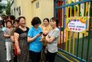 适龄儿童大幅增长 杭城幼儿园迎来第一波二孩入园高峰