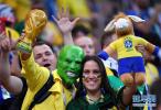 """抓拍:这些是世界杯上最不可或缺的""""笑脸"""""""