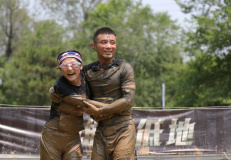 X-Mudder泥泞障碍赛登陆奥林匹克森林公园