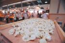 东北大学准备12万暖心饺子 送别6000余名毕业生