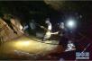 救援队已开始转移泰国山洞受困少年足球队出洞