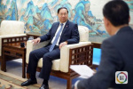 中国驻德大使:反对保护主义和单边主义对中德意义重大