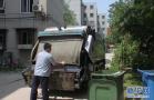济南一小区楼前垃圾成堆持续一年 原因竟是居民不同意建垃圾站?