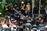 """泰国洞穴获救14岁少年:无国籍""""学霸""""会5种语言"""