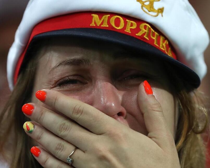 莫斯科不相信眼泪!