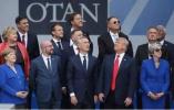 """分歧严重关系遇冷,北约峰会成美欧同盟""""压力测试"""""""