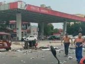 手机扫码支付致加油站爆炸?