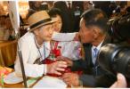 百岁老人现身朝韩离散家属会面,这场催人泪下的重逢意味深长!