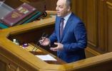 """公然称希特勒是""""伟大的""""人 乌克兰议长这是要干吗?"""