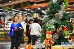 唐山:圣诞礼品开卖 年轻人不买账