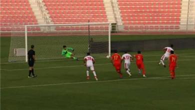 全力备战亚洲杯 热身赛国足与约旦战平
