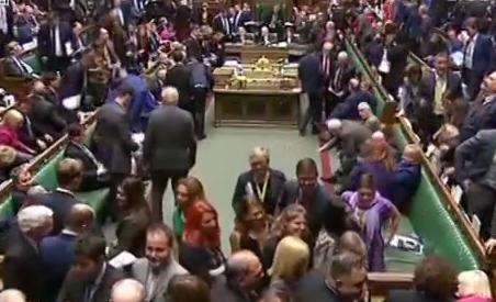 """关注英国""""脱欧"""" """"脱欧""""协议草案遭议会否决"""