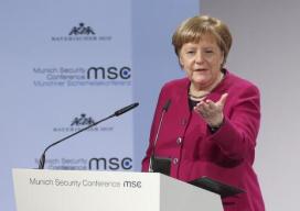 美国警告德国勿使用华为 默克尔:5G建设不会排除特定国家和企业