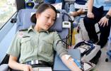 特写:解放军驻港部队为香港市民无偿献血