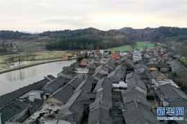河南新县:美丽乡村惹人醉