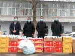 【河南战疫 我们在行动】叶县:一包特殊的口罩支援家乡抗