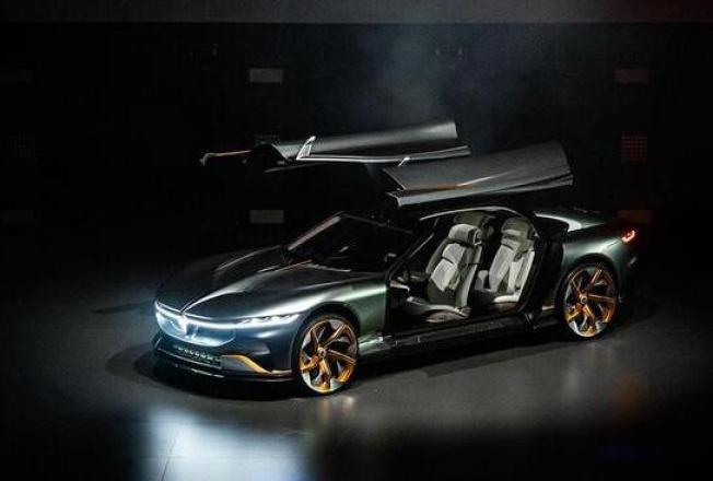 首款量産車明年推出 嵐圖品牌全新概念車發佈