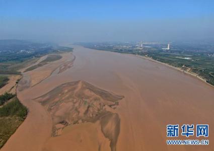 河南灵宝:黄河入豫第一村旧貌换新颜