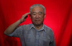 """志愿军老战士王成信:""""我在心里把祖国翻天覆地变化和战友唠唠"""""""