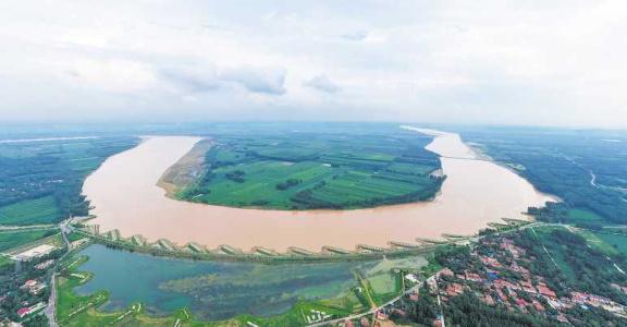 濮阳市着力做好五篇文章 打造黄河流域生态保护和高质量发展样板