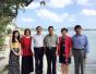 华文教育名师巡讲团走进瓦努阿图