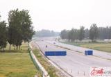 徐沛快速通道沛县段建设加速推进 预计10月底建成通车