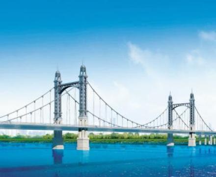 浑河开建第18座跨河通道 未来平均1.6公里一座桥