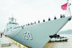 """印媒声称:中国海军远航编队在印""""碰壁"""""""