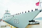 戒心?印媒称中国海军远航编队在印碰壁