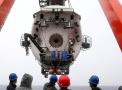 中国大洋38航次第三航段雅浦海沟第一潜