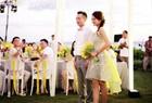 安以轩威夷完婚