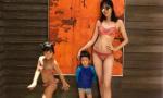 这个女子生了4个娃身材仍如此火辣 剖腹产竟没有疤痕和妊娠纹