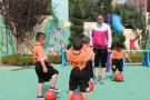 大连前关幼儿园探索幼儿足球教学方法 取得了不错效果