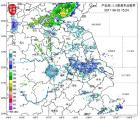 江苏省气象台发布暴雨警报:今晚起沿江和苏南大到暴雨