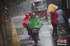 南北方强降雨呼应来袭 北京山东等局地或现冰雹