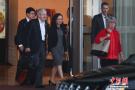 新任美国驻华大使布兰斯塔德抵达北京