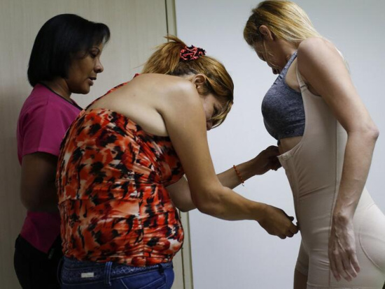 这个国家的女人认为屁股比脸重要 不整容只整臀部