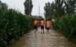 暴雨突袭老年房3老人被困洪水,临沂消防员涉水营救