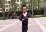 最年轻的广场舞王