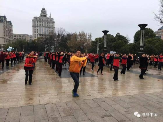 2017《舞动中国》启东市首届广场舞比赛圆满完成