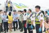 14名电信诈骗犯罪嫌疑人被押解回国 河南检验检疫局及时完成检疫保障工作