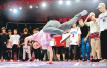 郑州:街舞秀青春